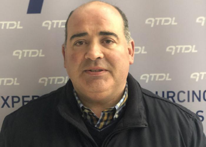 Antonio Monteserín, Director de la zona Noroeste de ATDL