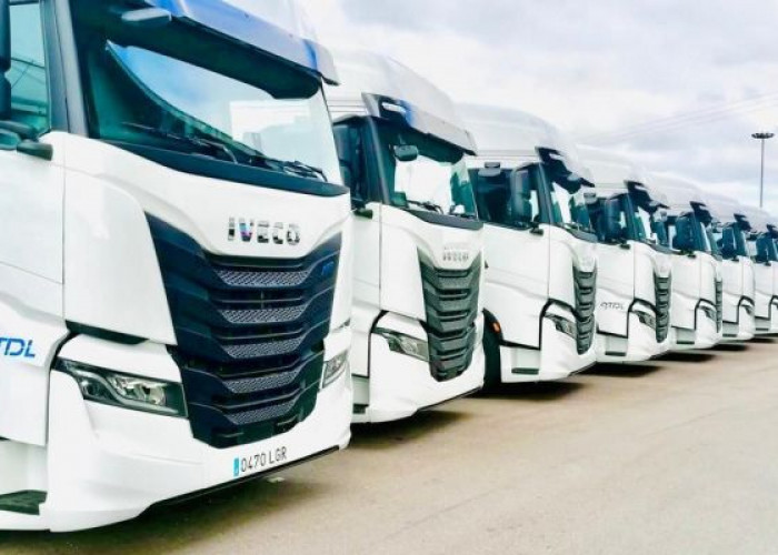 ATDL incorpora más camiones de Gas Natural Licuado (GNL) a su flota